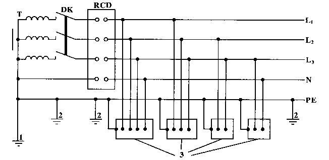 施工现场临时用电安全技术规范